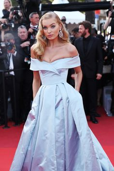 Elsa Hosk Photos Photos - 'The Beguiled' Red Carpet Arrivals - The 70th Annual Cannes Film Festival - Zimbio