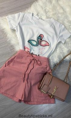 22 Mode Teen Trend in diesem Winter #baby #unicorn #tshirt #birthday - #birthday #diesem #Trend #TShirt #unicorn #winter Teenage Outfits, Outfits For Teens, Summer Outfits, Summer Ootd, Outfits 2016, Pink Summer, Style Summer, Winter Outfits, Girls Fashion Clothes