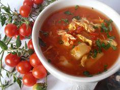 Supa de rosii   CAIETUL CU RETETE