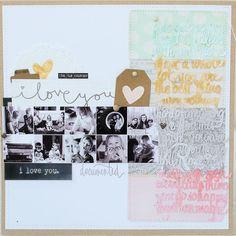 Love Our Everyday *Kerri Bradford Studio* by naomiatkins at @studio_calico