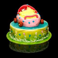 """Gâteaux d'anniversaire """"Berceau"""""""
