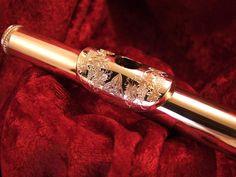 Brian Powley. Beautiful flute!