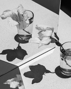 Black and white floral arrangement with mirrors Black And White Picture Wall, Black And White Pictures, Gray Aesthetic, Black And White Aesthetic, Still Life Photography, Art Photography, Photography Branding, Landscape Photography, Fashion Photography