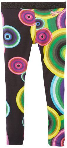 Desigual Girls 7-16 Geo-Print legging - Listing price: $40.02 Now: $23.63