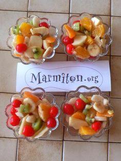 Recette de cuisine Marmiton : une recette Dessert Aux Fruits, Eggs, Breakfast, Week End, Food, Kitchen, Sweets, Strawberry Shortcake, Pastries