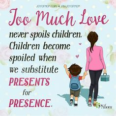 You can never give too much love! • Connect with us! Facebook.com/joyofmom Pinterest.com/joyofmom Joyofmom.com • #love #mother #motherhood #iloveyou #love #moments #kids #children #myheart #joy #parenting #parent #parents #quotes #quoteseveryday #quotes