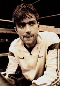 damon / blur. Great boy, great band.