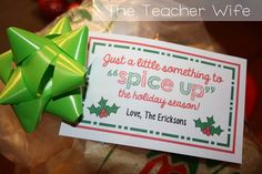 Easy Neighbor Gift! Chili's chips and salsa (or any kind of salsa)!