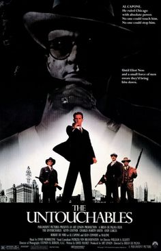The Untouchables High resolution Movie Posters