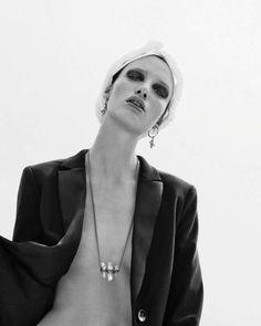 Fabiola Zamora Showcases Marvelous #Minimalist #Fashion in 'Stone Wash' trendhunter.com
