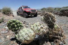 Dakar 2014 – Heartbrake for GWM HAVAL
