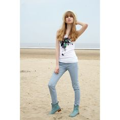 Casual Mid Waist Fitted Strench Jean only $73.99 at http://www.wendybox.com/goods-4452-Casual+Mid+Waist+Fitted+Strench+Jean.html