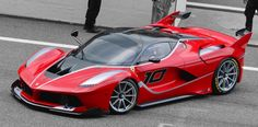 The Ferrari FXX costs£2 million, and owners can only drive the car on Ferrari approved special track days. If exclusivity