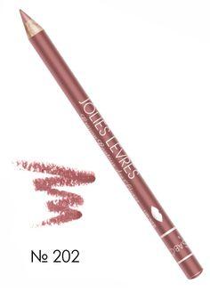 Vivienne Sabo Jolies Levres Crayon Contour Des Levres 202 ***