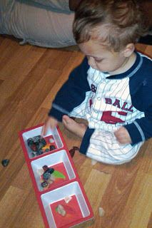 Peaceful Parenting: Infant and Young Toddler Montessori: Part Two