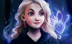 Luna Patronus art