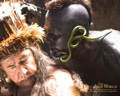 Watch Streaming HD The New World, starring Colin Farrell, Q'orianka Kilcher, Christopher Plummer, Christian Bale. The story of the English exploration of Virginia, and of the changing world and loves of Pocahontas. #Biography #Drama #History #Romance http://play.theatrr.com/play.php?movie=0402399