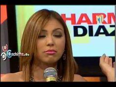 Sharmin Diaz se canta y se Llora en @DivertidoJochy @jochysantos @SharminDiazE #Video - Cachicha.com
