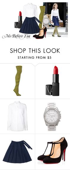 """""""Me Before You"""" by zoeholmquist on Polyvore featuring NARS Cosmetics, Alexander…"""