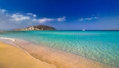Σε άρθρο του με τίτλο «Γιατί η Ελλάδα θα μπορούσε να είναι το καλύτερο εισιτήριο Beach, Water, Outdoor, Gripe Water, Outdoors, The Beach, Beaches, Outdoor Living, Garden