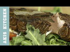 How to make homemade Smoked Salmon   Akis Kitchen - YouTube