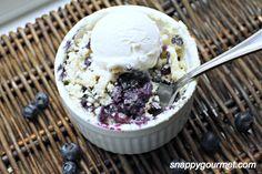 one minute blueberry cobbler 10a wm