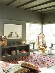 paint color and woodwork