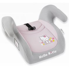Brevi Hello Kitty Booster Seat Booster Plus Group 2 3 - 15 36 kg pink on Prams.net.