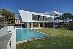 Malgrats Seven is a stunning Mediterranean villa incorporating dedicated  outdoor spaces. 8e065f2f4ca43