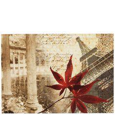 CARD Postkarte Sepia Eiffelturm    Sie wählen Ihr Lieblingsmotiv aus der großen Auswahl - und haben beim Schreiben gute Karten. Denn die Rückseite dieser Karte im klassischen Postkartenformat ist nicht unterteilt, so dass die komplette Fläche für Text, Zeichnungen, Aufkleber und andere Ideen genutzt werden kann.    Größe: ca. B 15 x H 10,5 cm...