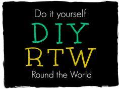 DIY ROUND THE WORLD TRIP