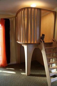 Natural Pod loft