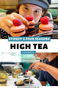 Whether you're looking for a fun experience or what to do for Mother's Day in Sydney Australia, discover why you'll love High Tea at the Four Seasons Sydney hotel! I high tea in Australia I high tea in Sydney I what to do in Sydney I things to do in Sydney I Australia travel I family travel in Sydney I where to stay in Sydney I dining in Sydney I where to eat in Sydney I Sydney high tea I Sydney afternoon tea I afternoon tea in Sydney I #Sydeny #Australia #hightea Australia Travel Guide, Visit Australia, Sydney Australia, Sydney For Kids, Afternoon Delight, Afternoon Tea, New Zealand Travel, Beautiful Places To Travel, Traveling With Baby