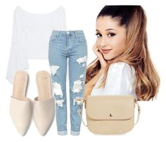 """""""Untitled #46"""" by hande09 ❤ liked on Polyvore featuring Petersyn, Topshop and BP."""
