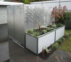 perforated metal decor - Sök på Google