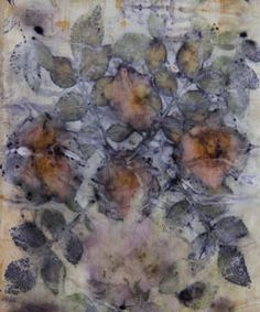 Sandra Fisher - natural plant dyed silk