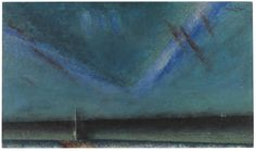 Lyonel Feininger - The Baltic (V-Cloud)