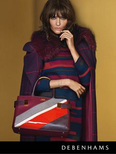 Debenhams Autumn collection 2016 worn by Helena Christensen. To create your perfect match this season add flavour to your wardrobe with spicy shades of cinnamon, paprika and turmeric.