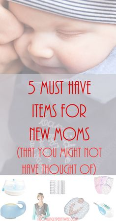 5 Must Have Items fo