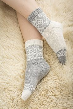 """Alfrick,"" by Rachel Coopey, knit in CoopKnits Socks Yeah!"