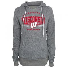 Find the  Misses' Wisconsin Badgers Raglan Tunic Hoodie by  at Mills Fleet Farm.  Mills has low prices and great selection on all Women's Sports Apparel.