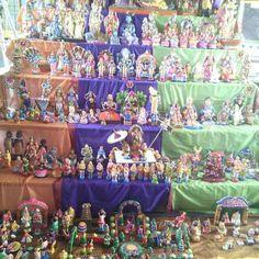 Festive funs !!  Golu dollz !!❤