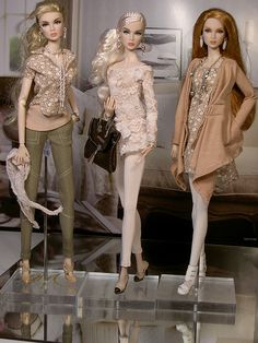 Barbie Mode, Barbie Basics, Barbie Clothes, Barbie Dolls, Ooak Dolls, Fashion Royalty Dolls, Fashion Dolls, Barbie Tumblr, Barbie Images