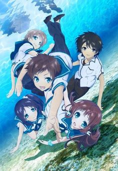 Nagi no asukara--Really nice, dramatic, light hearted, serious. All in one. Plus the art is top notch.