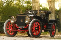 1904 Panhard & Levassor 35 HP Sport Quatre Cylinderes Deux Places
