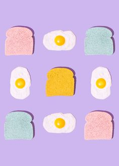 Breakfast Ready // Violet Tinder Studios