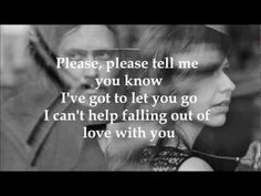 The Civil Wars - Falling demo... I want to write music with her.