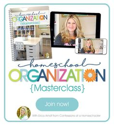 Homeschool Organization Course