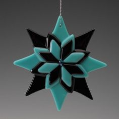 Image result for fused glass christmas ornament patterns #StainedGlassChristmas