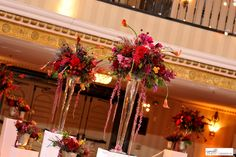 Look at the colorful bouquets, Photography courtesy of @jaigirard